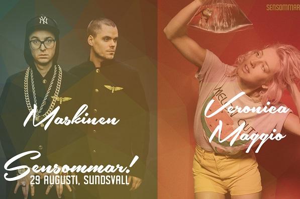 Festival i Sundsvall- Sensommar 29/8