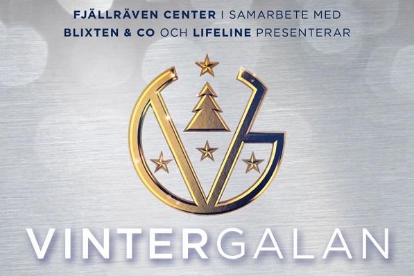 Vintergalan Fjällräven Center 18/11