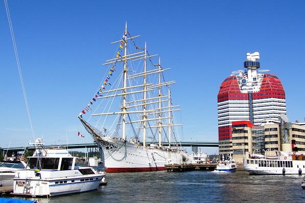 Göteborg med