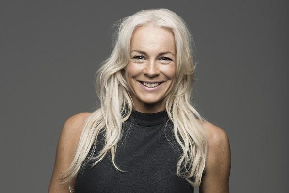 Malena Ernman- Evita! i höst