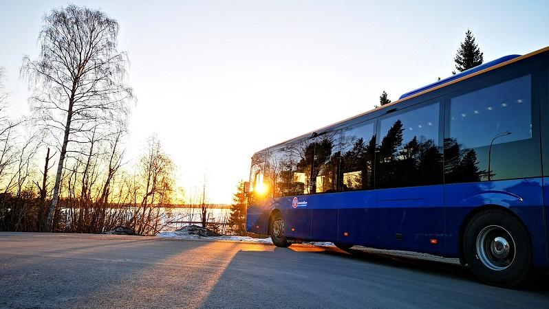 Linjetrafik Västerbotten