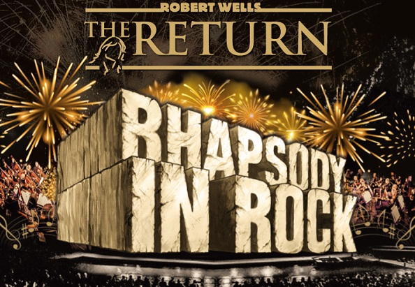 Rhapsody In Rock på Dalhalla 2021