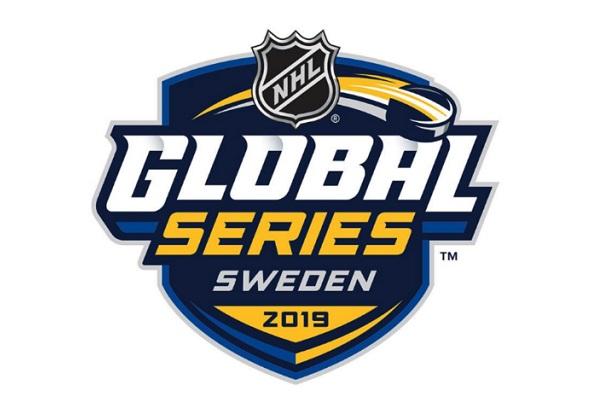 NHL i Globen 9/11