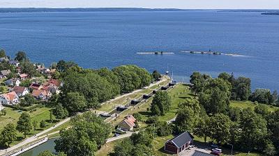 Östergötland med Göta kanal och Kinda kanal