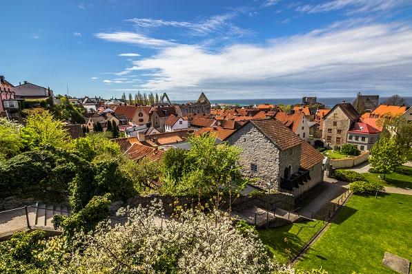 Gotland med Medeltidsveckan