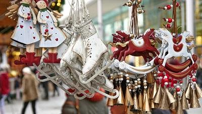 Klassiska julmarknader - i Nora och Wadköping