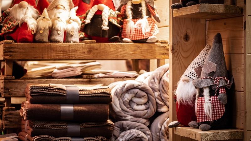 Klassiska julmarknader