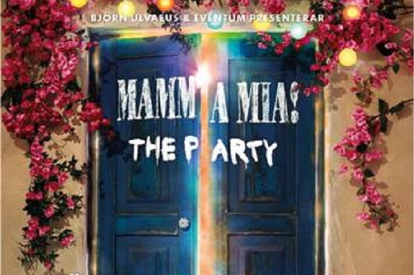 Mamma Mia! The party i vår