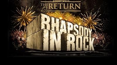 Rhapsody In Rock på Dalhalla