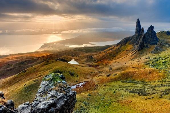 Skottland med naturupplevelser och whisky