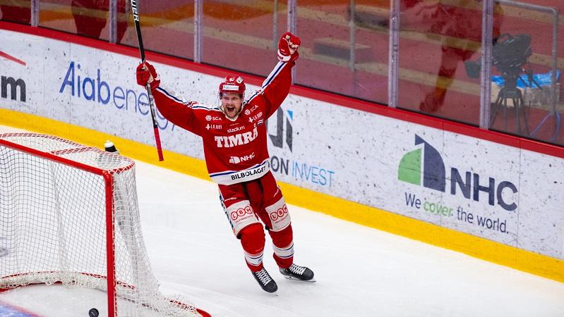 Hockeybussar NHC Arena Timrå IK