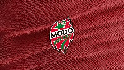 Hockeybussar MoDo- Hägglunds Arena