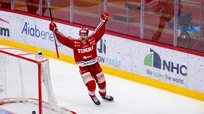 Hockeybussar - NHC Arena Timrå IK