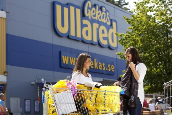Ullared Shoppping- nya avgångar i höst!