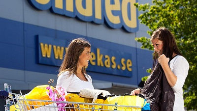 Ullared Shopping